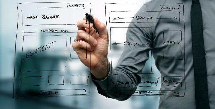 Employerbrand en werken-bij website visualisatie