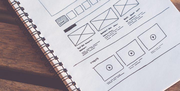 Schets van werken-bij site en employerbrand ontwikkeling