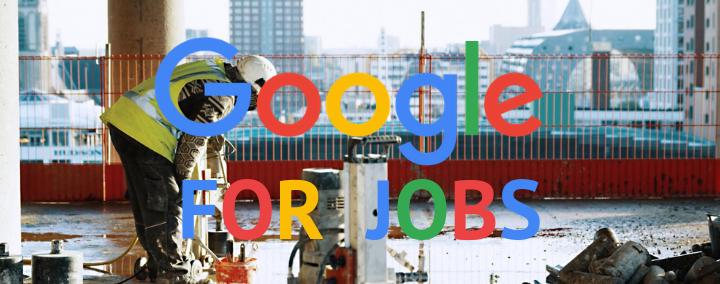 Google for Jobs op je werken-bij website